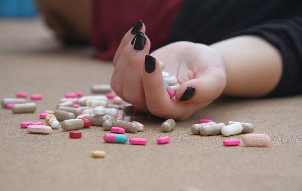 Antydepresant w sprayu! Jest na bazie narkotyku