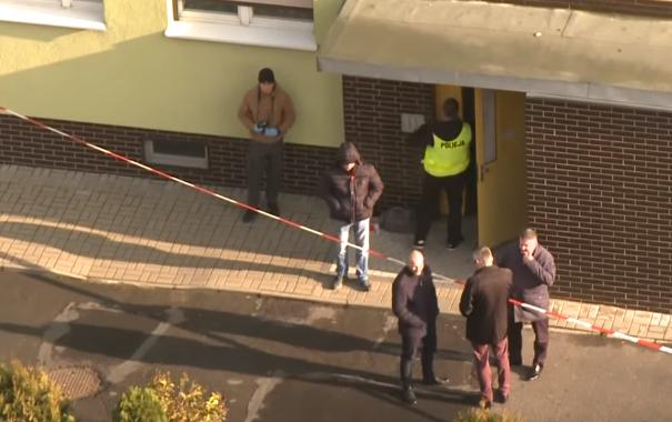 Konin: policjant zastrzelił 21-latka. Ciało przez kilka godzin leżało nieopodal przedszkola