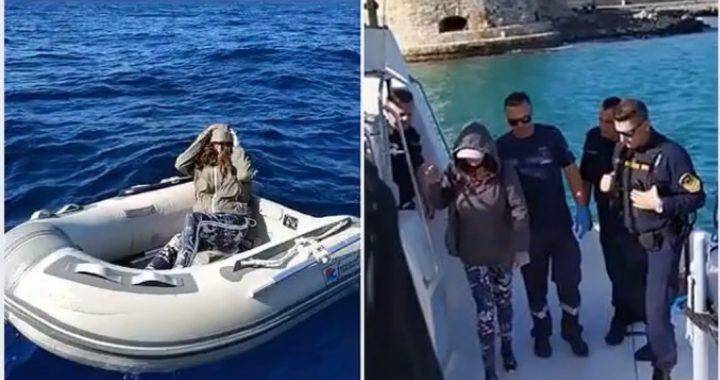 Przeżyła koszmar na wakacjach! Przez dwa dni dryfowała po morzu na (…)!