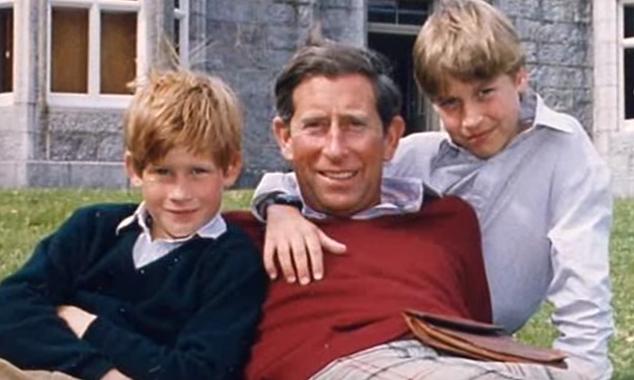 Wielka Brytania: media huczą od plotek! Książę Karol NIE JEST ojcem księcia Harry'ego?