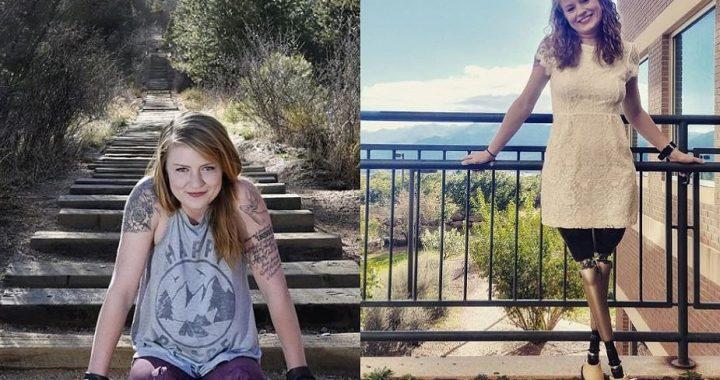 Straciła obydwie nogi w wypadku! Nie poddała się i przeszła szlak, który…