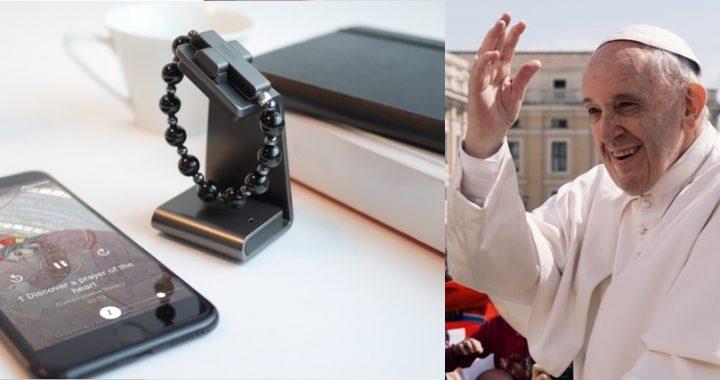 Elektroniczny RÓŻANIEC- zobacz gadżet prosto z Watykanu!