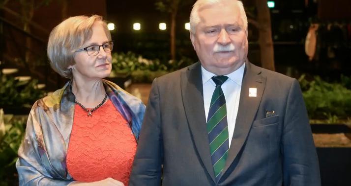 """Lech Wałęsa wyznał prawdę o relacjach z żoną. """"Mam szukać młodszego modelu teraz?"""""""