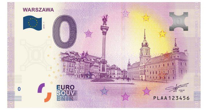 ZERO euro?! ILE kosztuje ten BANKNOT?