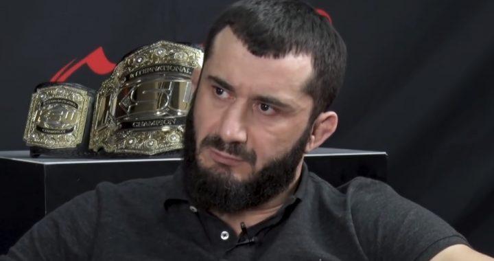Chalidow w FAME MMA? Jest oświadczenie Mameda!