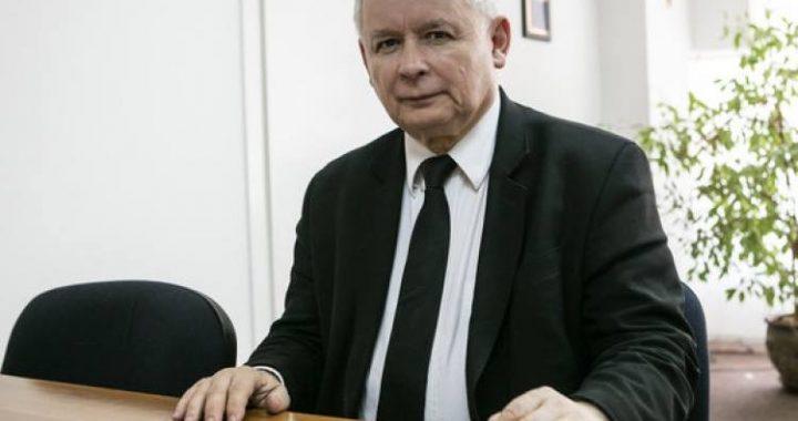 Tego UCZY się teraz Kaczyński! Nie uwierzysz!