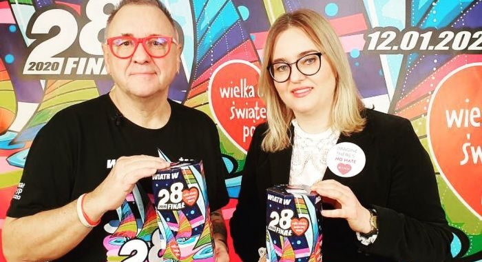 Adamowicz weźmie udział w finale WOŚP. Jej córki nie są z tego powodu zadowolone!