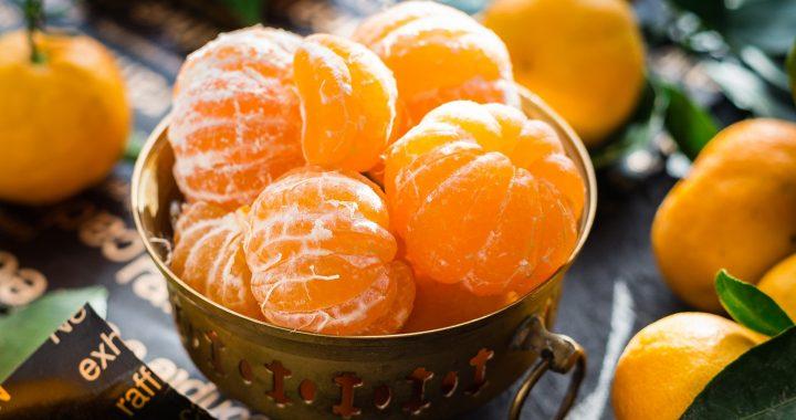 Moc witamin i nie tylko. Co kryją w sobie mandarynki?