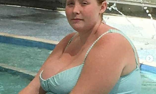 W rok schudła prawie 40 kilogramów! Zobacz, jak tego dokonała!