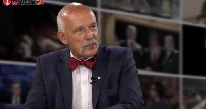 Szokujące słowa Janusza Korwina-Mikke. Polityk zapowiada legalizację narkotyków!
