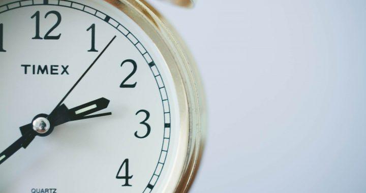 Zmiana czasu 2020. Kiedy należy przestawić zegarki?