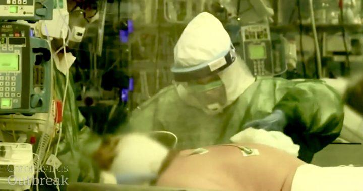 Wyciekło PRZERAŻAJĄCE zdjęcie z włoskiego szpitala! Oto skutki koronawirusa!