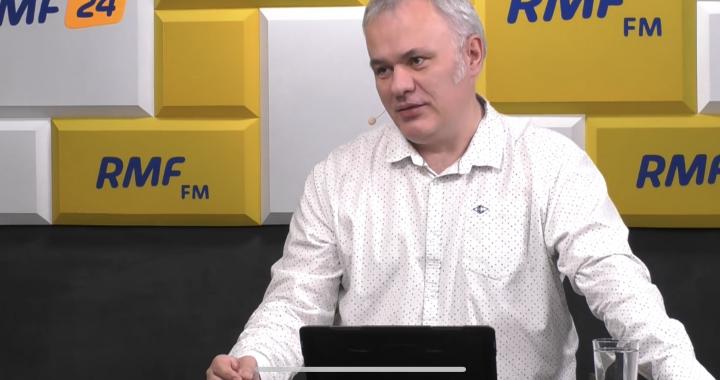 Neumann u Mazurka w RMF FM! PiS zwiększył nakłady na służbę zdrowia o 45%?