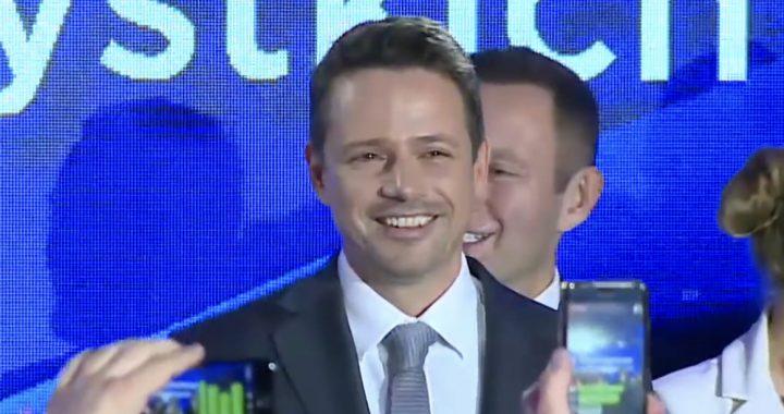 Niesamowity WZROST poparcia dla Trzaskowskiego! Najnowszy sondaż prezydencki.