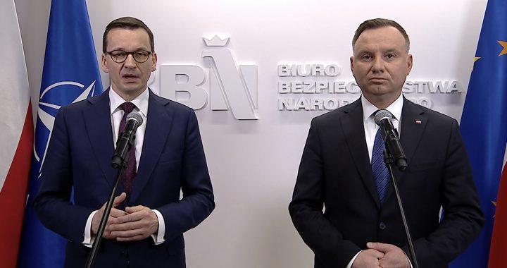 """Jest TERMIN wyborów prezydenckich! Morawiecki :""""Duda jest najlepszym kandydatem"""""""