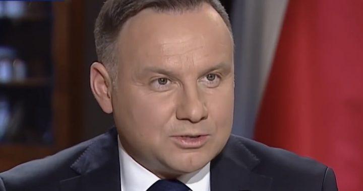 """""""NAJNIŻSZE poparcie Dudy w historii…""""! Nowy sondaż prezydencki!"""