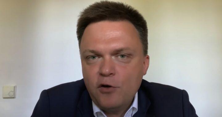 """Hołownia: """"Trzaskowski NIE powinien być prezydentem. Zamierzam go…"""""""