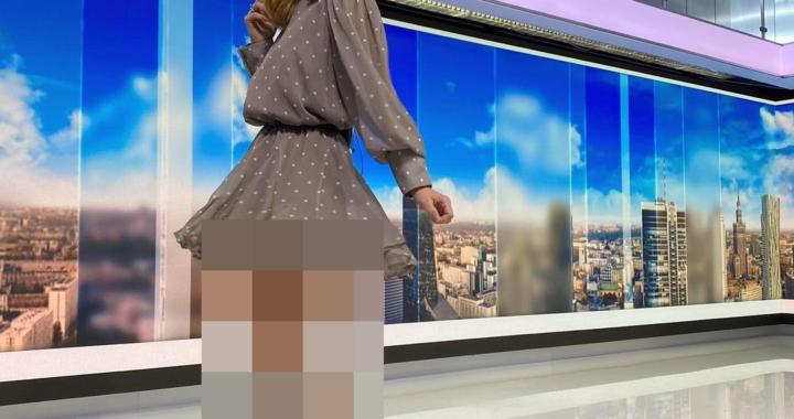 Paulina Sykut-Jeżyna nęci fanów w zwiewnej sukience! MEGA zmysłowa fotka!