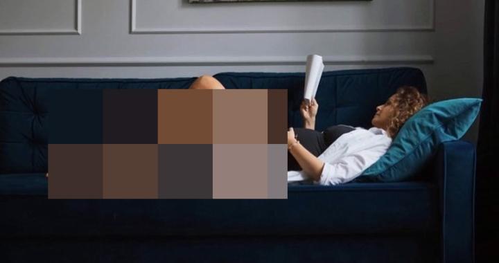 Ciężarna Monika Mrozowska udziela porad leżąc na kanapie! WYJAWIŁA fanom, że…