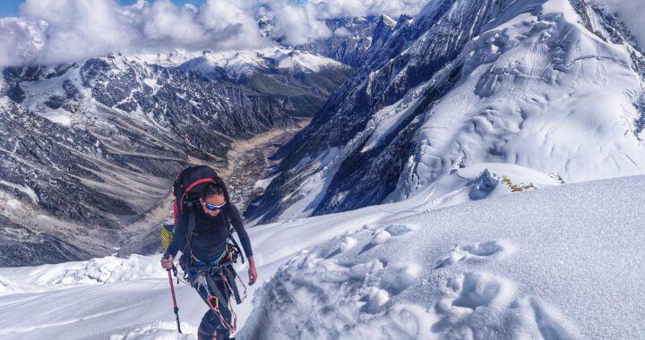 Była polska lekkoatletka zaatakuje K2 zimą! Zrobi to przy -40 st.C!