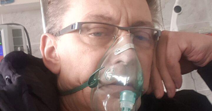 Jacek Borkowski pod tlenem! Aktor walczy o zdrowie i życie!