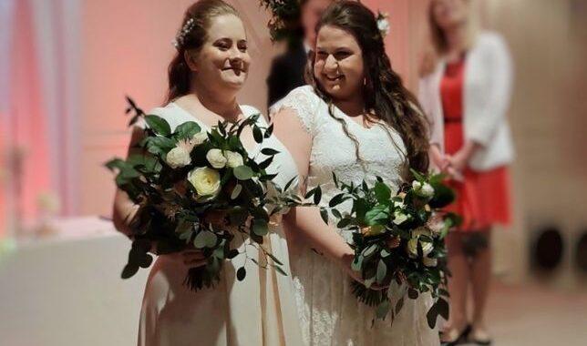 Iwona i Natalia wzięły ślub humanistyczny! Ślubu udzieli im DJ!