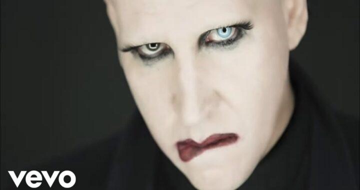 """Marilyn Manson JEST KANIBALEM? """"Naciął mi brzuch i wypił moją krew"""". UWAGA – MOCNE!"""
